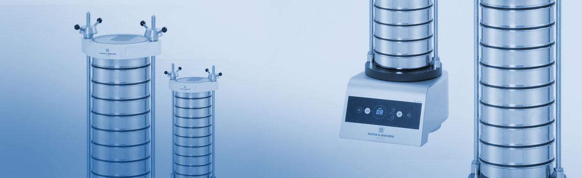 Obrázok hlavičky produktu - Laboratory screening machines | vomet.sk