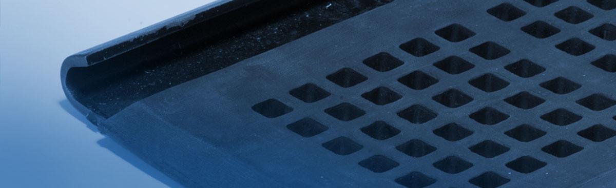 Obrázok hlavičky produktu - Rubber screens | vomet.sk