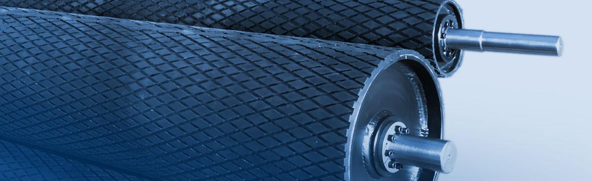 Obrázok hlavičky produktu - Rollers for conveyor belts | vomet.sk