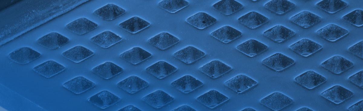 Obrázok hlavičky produktu - Polyurethane screens | vomet.sk