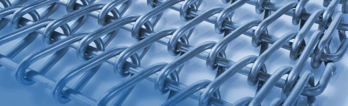 Obrázok hlavičky produktu - Wire conveyor belts | vomet.sk